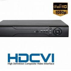 Videorecorder dvr 8 canale video 2Mp Eyecam HDCVI - Sistem DVR