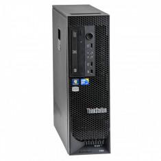 Lenovo ThinkStation C20 2 x Intel Xeon E5620 2.40 GHz 12 GB DDR 3 ECC 2 TB HDD DVD-RW 512 MB NVS 300 Tower - Sisteme desktop fara monitor