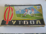 Cumpara ieftin Raritate! Joc rusesc de fotbal din tabla fabricat in 1975,in cutia originala