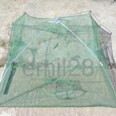 Varsa, Capcana pentru pestisori cu plasa ecologica 90cm - Juvelnic pescuit