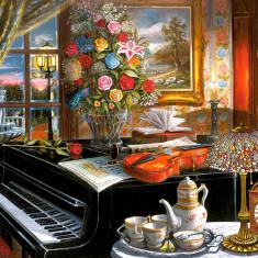 Puzzle Castorland - 2000 de piese - Ensemble