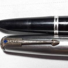 STILOU PARKER 51 -ORIGINAL -ANUL 1945 - ANUL 6 DE FABRICATIE - MADE IN USA - RAR