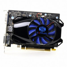 Placa video SAPPHIRE AMD 11215-19-20G, R7 250, PCI-E, 1024MB GDDR5, 128 bit, 925MHz, VGA, DVI, HDMI, FAN bulk - Placa video PC Sapphire, PCI Express, 1 GB, Ati