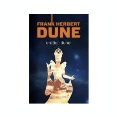 Frank Herbert - Ereticii Dunei (hardcover)