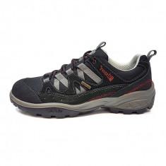 Pantofi sport dama, din textil, marca Gri Sport, culoare negru, marimea 39 - Adidasi dama