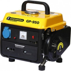 Generator pe benzina Gospodarul Profesionist GP-950 900W - Generator curent, Generatoare uz general
