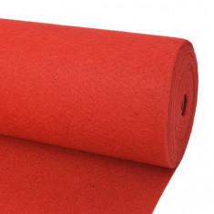 Covor pentru expoziție, 1 x 12 m, roșu