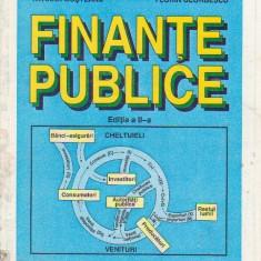 Finante publice (Editia a II-a)
