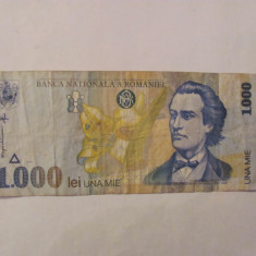 CY - 1000 lei 1998 Romania