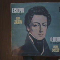 CHOPIN - Preludii OP. 28 - Igor Zhukov - pian - Disc pick-up vinil - Muzica Clasica Melodia