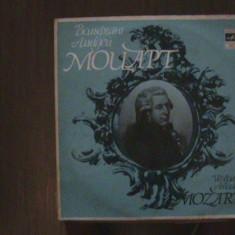 MOZART - Concertul Nr.3 KV 216 & Concertele KV 190 - Disc pick-up vinil - Muzica Clasica Melodia