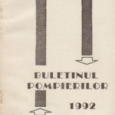 Buletinul pompierilor 1992