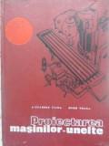 Proiectarea Masinilor-unelte - Al. Vaida, S. Velicu ,413008