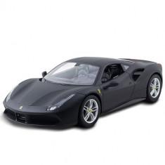 Masinuta Rastar Ferrari 488 GTB, Scara 1:14 Negru