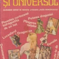 Dragostea si Universul - almanah