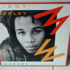 Ziggy Marley - Tumblin' Down 1988, disc vinil Maxi Single reggae - Muzica Reggae