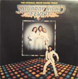 Saturday Night Fever (2 LP 1977, RSO) Disc vinil dublu LP, original