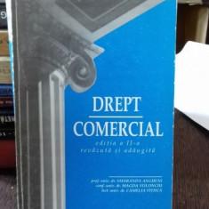 DREPT COMERCIAL - SMARANDA ANGHENI - Carte Drept comercial