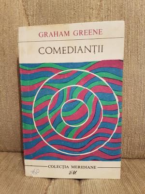 COMEDIANTII-GRAHAM GREENE foto