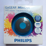 MP3 player PHILIPS GoGear MiniDot 2GB NEGOCIABIL