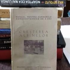 CRESTEREA ALBINELOR. MANUAL PENTRU CURSURILE AGROZOOTEHNICE DE 3 ANI