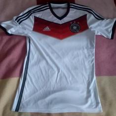 Tricou Germania - Echipament fotbal Adidas, Marime: L
