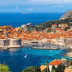 Puzzle Castorland - 4000 de piese - Dubrovnik Croatia