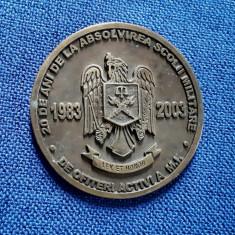 Medalie Scoala militara de ofiteri