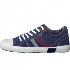 Pantofi sport barbati, din , marca s.Oliver, culoare bleumarin, marimea 41