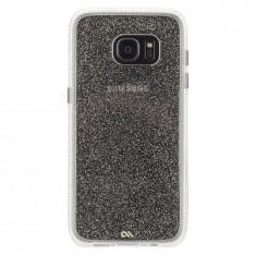 Husa Fashion Case-Mate Sheer Glam pentru Samsung Galaxy S7 Edge, Champagne - Husa Telefon Case-Mate, Gel TPU