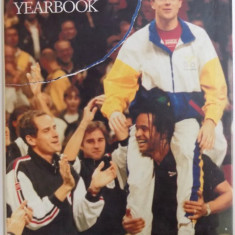 DAVIS CUP, YEARBOOK by RONALD ATKIN, 1996 - Carte sport