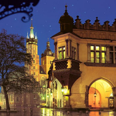 Puzzle Castorland - 1000 de piese - Cracowia, Polonia