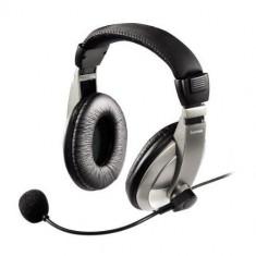 Casti cu microfon - Casca PC Hama
