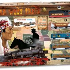 Trenulet Pequetren copii Vestul Salbatic