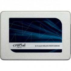 SSD Crucial MX300 525GB SATA-III 2.5 inch, SATA 3