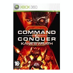 Command and Conquer - Kane's Wrath - XBOX 360 [Second hand], Strategie, 16+, Single player
