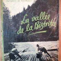 LA VALLEE DE LA BISTRITA de EUSEBIU CAMILAR, 1957 - Carte Fabule