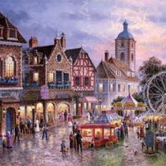 Puzzle Trefl - 3000 de piese - Funfair