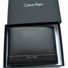 Portofel barbati Calvin Klein Negru, ORIGINAL