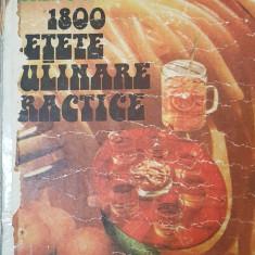 1800 RETETE CULINARE PRACTICE - Nicolae Olexiuc, Iulia Olexiuc