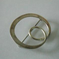 Brosa argint -2968