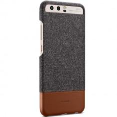 Capac spate original Huawei Mashup pentru P10 Plus, Brown