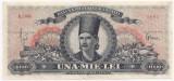 ROMANIA 1000 LEI 5 DECEMVRIE 1947 F