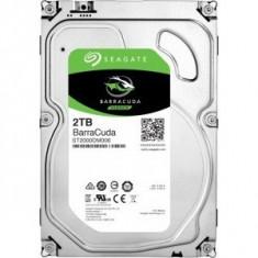 Hard disk Seagate BarraCuda 2TB SATA-III 7200RPM 64MB, Peste 2TB