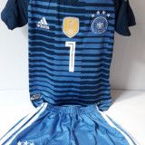 Echipamente portar  pentru copii Germania Neuer set fotbal model nou 2018