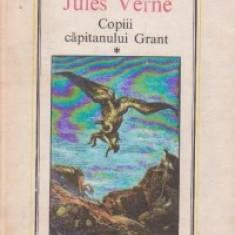 Copiii capitanului Grant, Volumul I - Carte educativa