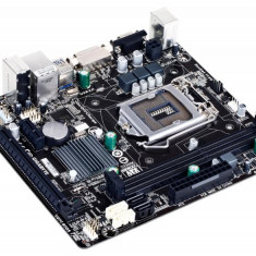 Placa de baza GIGABYTE Socket 1150, H81M-S2V, INTEL H81, 2* DDR3 1600/1333, VGA/DVI, 1*PCIEx3.0/1*PCIEx1, 2*SATA3, 2*SATA2, 2*USB3.0, Gigabit bulk, Pentru INTEL, LGA 1150