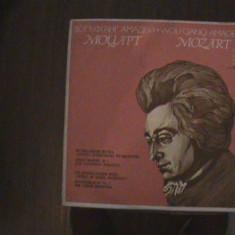 "MOZART - ""Village Musicians"" K522 & Divertismento nr. 1 K136- Disc pick-up vinil - Muzica Clasica Melodia"