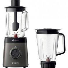 Blender Philips HR3657/90 2 litri 1400W Negru Gri