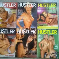 REVISTA HUSTLER IN LB.ROMANA - Reviste XXX